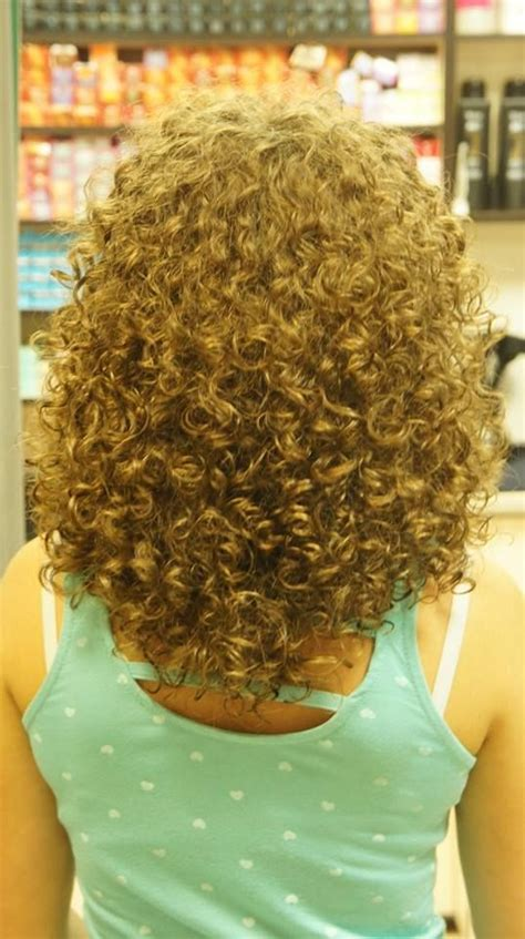 raised back bob as a perm 135 best perms images on pinterest curly hair haircut