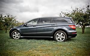 Mercedes R 350 Mercedes R Class Reviews Research New Used Models