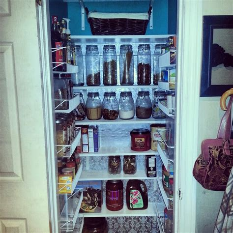 Pantry Closet Organization Systems by Closet Turned Pantry Kitchen Design Storage