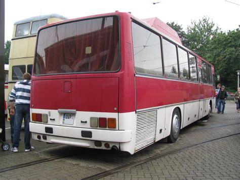 ikarus len gelenkomnibus ikarus 280 der quot cottbusverkehr quot nr 131 aus