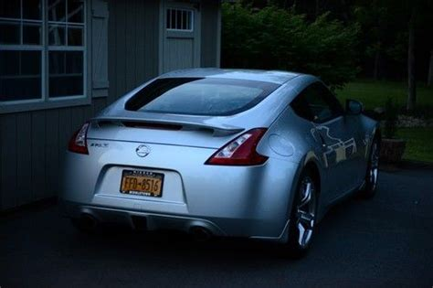 manual cars for sale 2011 nissan 370z electronic throttle control purchase used 2011 nissan 370z manual beautiful car in new york new york united states for