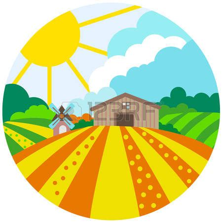 agriculture clipart field clipart agriculture farming pencil and in color
