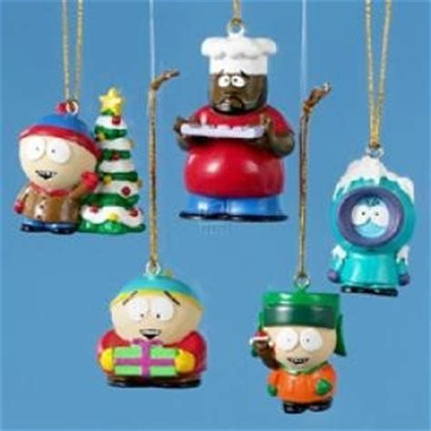 south park christmas ornament christmas ornaments