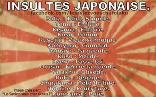 insultes en japonais de myuki chan le neko 224 votre