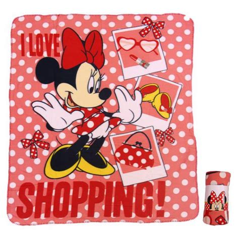 Decke Yakari by Minnie Maus Kinder Kuscheldecke Mouse Decke Shopping