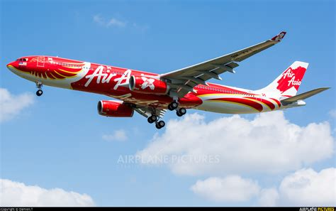 airasia airbus f wwkd airasia x airbus a330 300 at toulouse blagnac