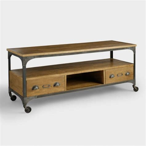 metal and wood storage cabinets wood and metal aiden storage cabinet market