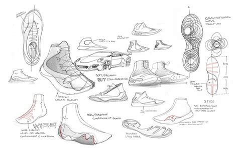 Curry 4 Sketches by Shoes Sketches Designs Style Guru Fashion Glitz