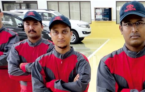 toyota products and services toyota india qservice product and services