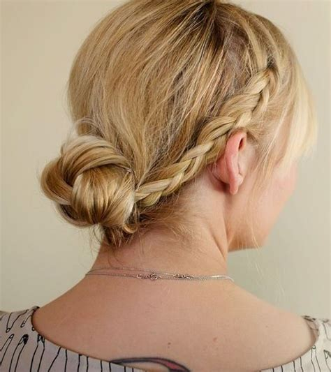 Easy Hairstyles For Adults by Schnelle Und Einfache Flechtfrisuren