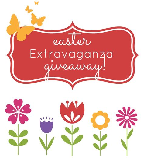 Easter Giveaways - look what we re giving away for easter