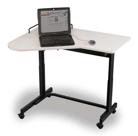 adjustable height computer desk wood adjustable height computer desk pdf plans