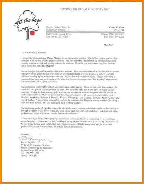 Recommendation Letter For A Language Student 7 Writing A Letter Of Recommendation For A Student Sle Of Invoice