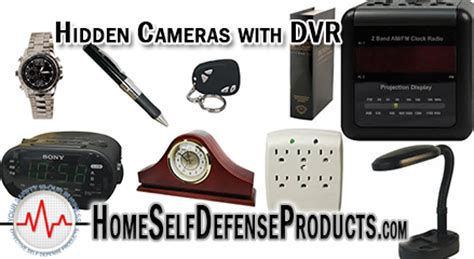 secret wireless cameras w t built in dvr