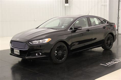 What Does Se Stand For Ford by 2016 Ford Fusion Se Standard Equipment Amp Available