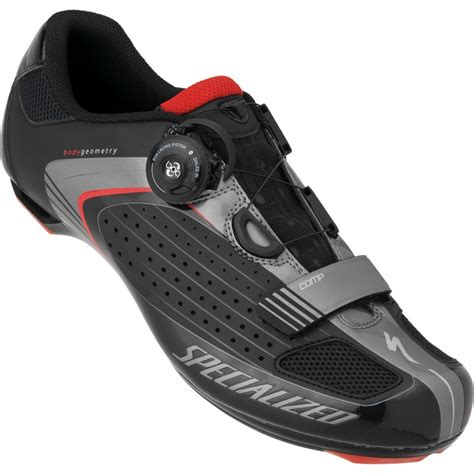 specialized bike shoes specialized comp road shoe 2014 black bike24