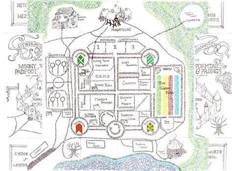 design free map make your own marauder s map by mysicawolf on deviantart