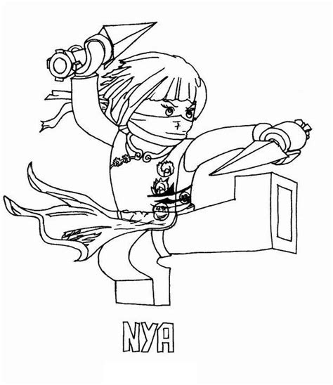 LEGO Friends Coloring Pages for Girls     book pages for