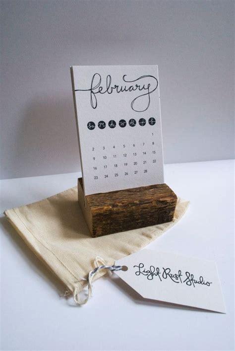 desk calendar with stand best 25 calendar design ideas on