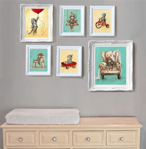 Monkey Nursery Decor Best 25 Sock Monkey Nursery Ideas Only On Pinterest Monkey Room Monkey Nursery Themes And