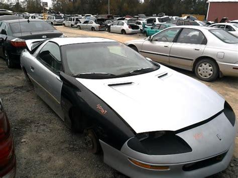 1996 camaro parts used 1996 chevrolet camaro front camaro part