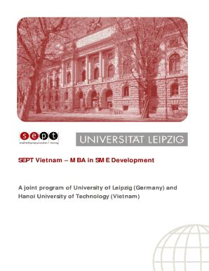 Sept Mba Leipzig by Sept Uni Fill Printable Fillable Blank Pdffiller
