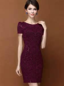 color tinto vestidos bonitos para gorditas vestidos de y ropa