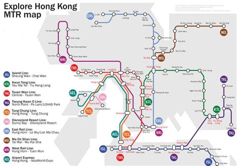 hong kong mtr map   printable hk kowloon