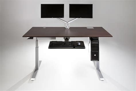 desks with adjustable height moddesk pro adjustable height standing desk multitable