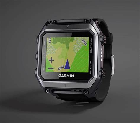 Garmin Vivoactive Gps Fitness Smartwatch Black Like New ces 2015 the smartwatch by garmin the fenix 3