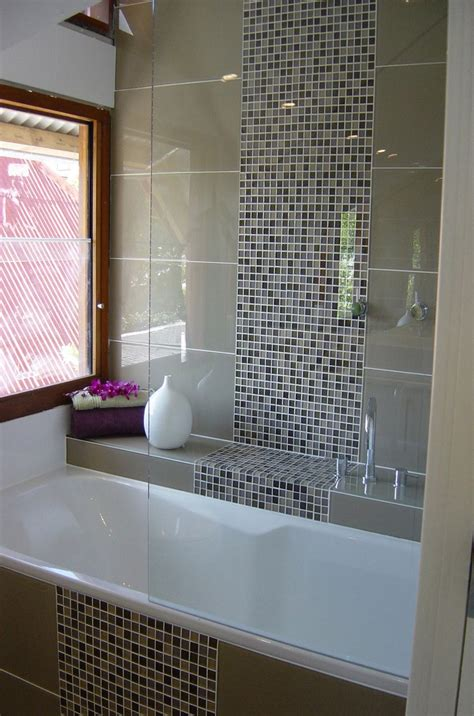 glass tile in bathroom elegant small bathroom design inspiration featuring vogue