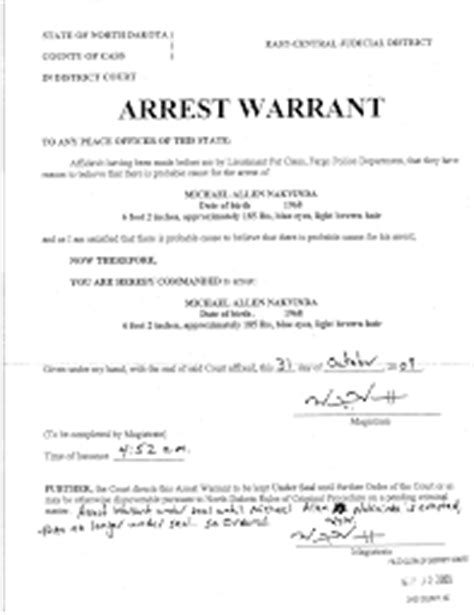 what is bench warrant arrest hanover law blog getting an arrest warrant dismissed