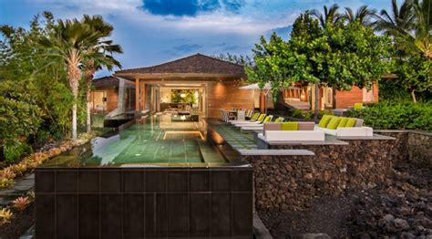 bangkok house kona bangkok house kona 12 75 million contemporary home in kailua kona hawaii homes of
