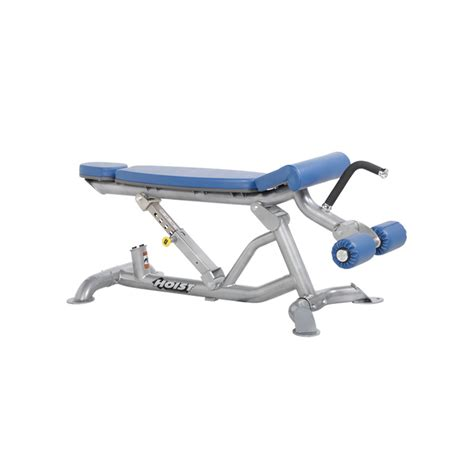 hoist bench hoist fitness cf 3162 adjustable flat decline bench