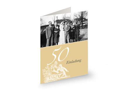 Einladungskarten Hochzeit Gestalten by Einladungskarten Zur Goldenen Hochzeit Gestalten Vorlagen