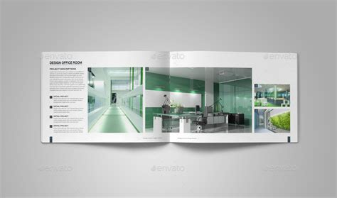 Interior Design Portfolio Template By Habageud Graphicriver Interior Design Portfolio Template