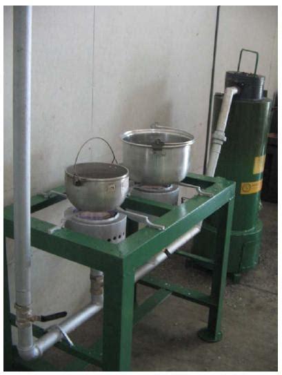 Kompor Paket Mlstabungisiselang Paket Winnhematapi Biru seri teknologi tepat guna pengembangan kompor biomassa yang bersih dan ramah lingkungan oleh m