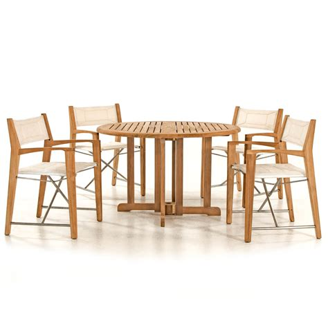 folding patio dining set folding teak patio dining set westminster teak outdoor