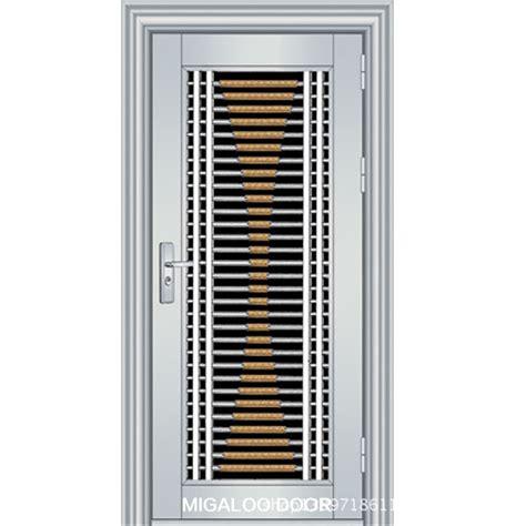 Safety Door Price List by Stainless Steel Door Into The Household Door Factory 304