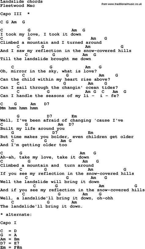 Pinboard Glee Kink Meme - pin landslide chords and lyrics on pinterest