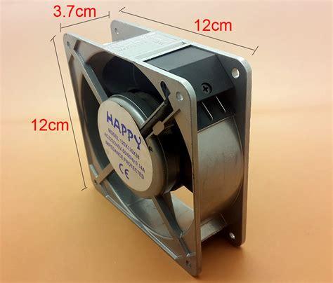 Kipas Ac 220v 12cm By Elproaudio jual kipas angin pendingin kecil ac kotak persegi 12x12 cm
