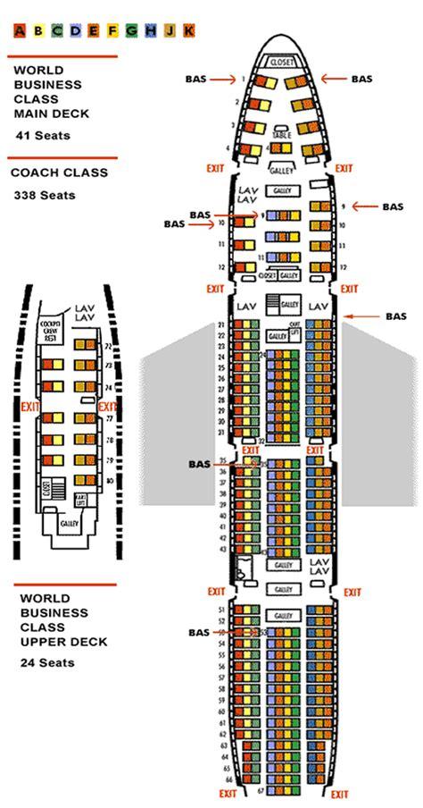747 400 seat map boeing 747 400 seating chart airways www
