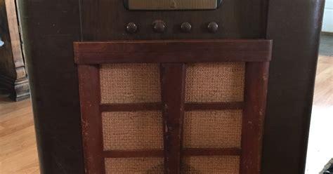 Repurposed Record Cabinet by Record Radio Cabinet Made Into Hometalk
