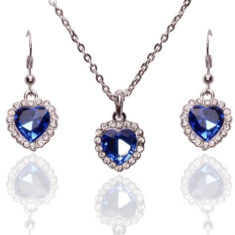 metal sts for jewelry silver jewelry set pendant necklace