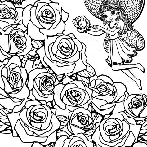 flower collage coloring page flower collage coloring pages free coloring pages