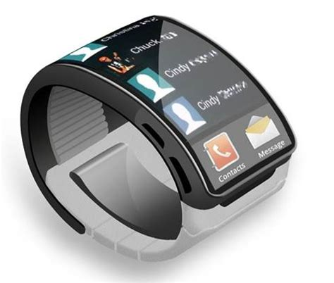 Rumour: Samsung Galaxy Gear smartwatch to feature Dual