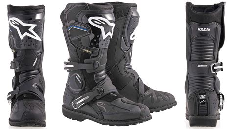 Alpinestars TOUCAN Gore Tex® Motorcycle Boots Review