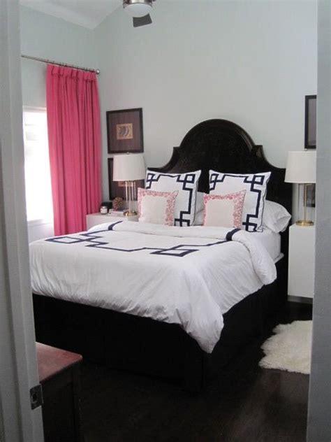 pink master bedroom before after master bedroom pink and navy greek key