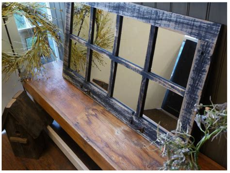Window Style Mirrors ALL ABOUT HOUSE DESIGN : Antique