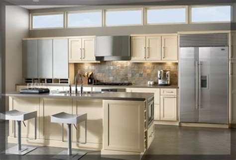 Cleaning Wood Cabinets Kitchen galley shaped kitchen kraftmaid cabinetry